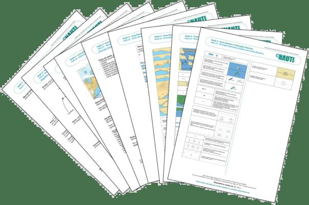 Arquivos pdf para você baixar com os pontos importantes de cada aula!