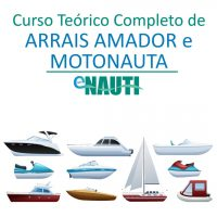 Curso de Arrais Amador e Motonauta