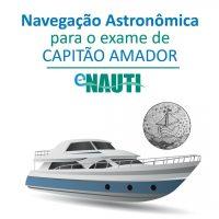 Curso de Navegação Astronômica para o Exame de Capitão Amador