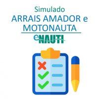 Simulados para Arrais Amador e Motonauta
